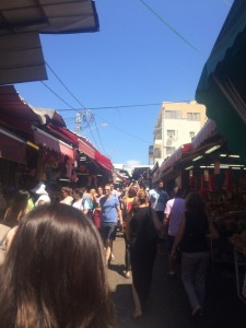 The Shuk HaCarmel