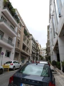 Random street in Kolonaki