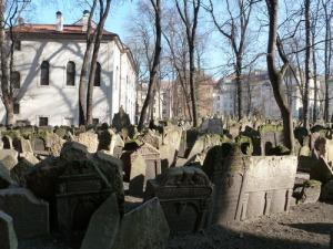 Old Jewish Cemetery