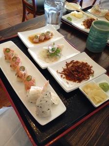 little Izaka-ya Plate