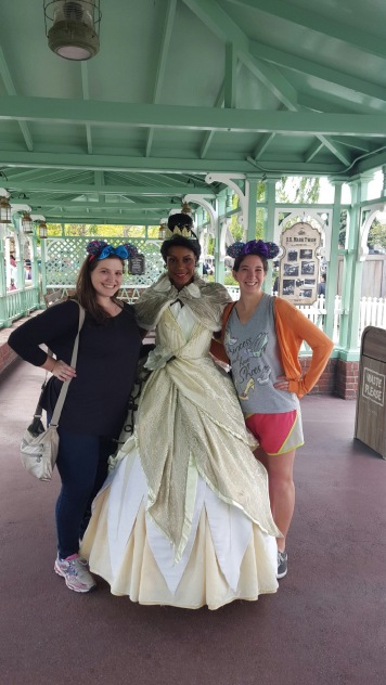 The lovely Tiana!