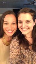 Jayne and me!