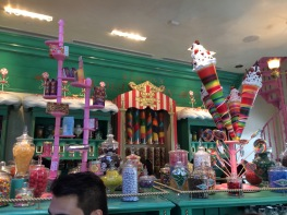Honeyduke's Sweet Shop!