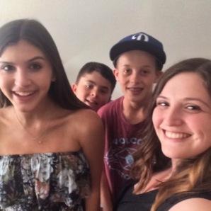 Lauren, Andrew, Ethan and me!