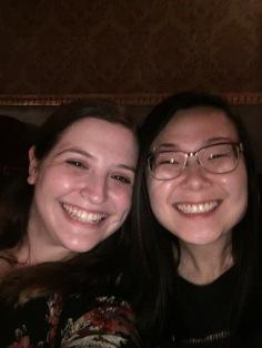 Lauren and me!
