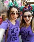 Matching shirts for the best day ever!