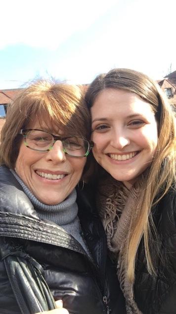 Grandma Sharon and me!