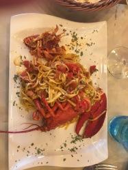 Lobster taglioni