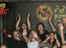 Accurate faces of how we felt about this ride